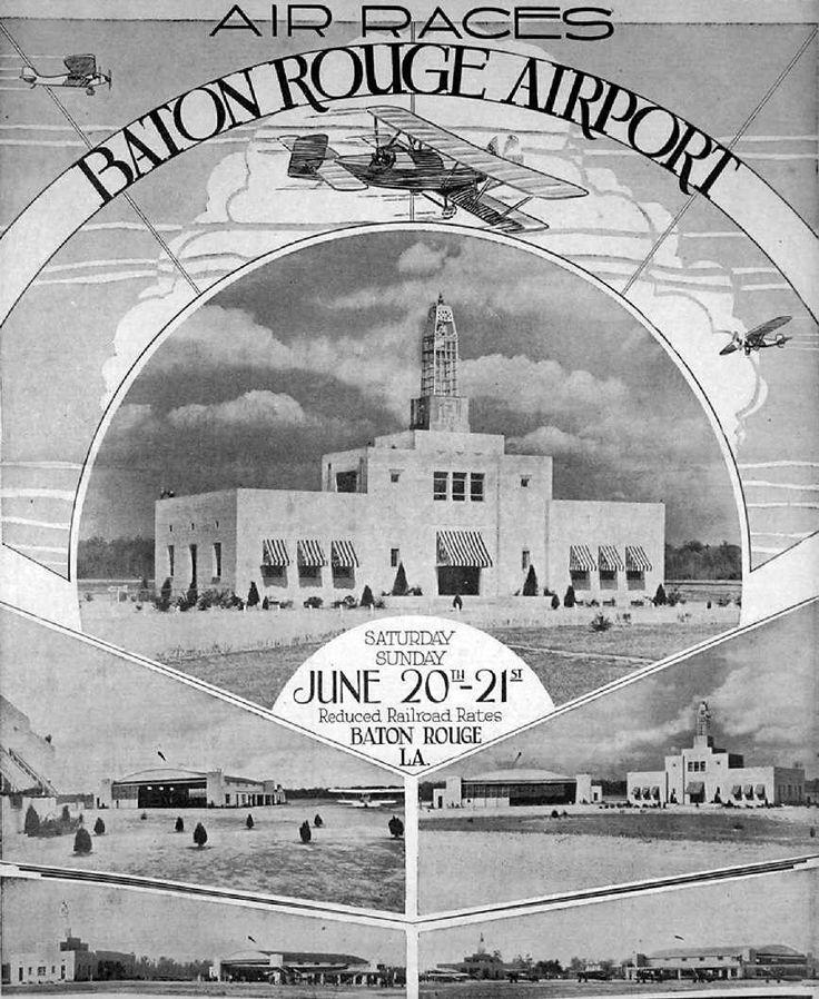 Abandoned & Little-Known Airfields: Louisiana: Baton Rouge area