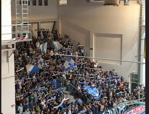 Basket Roseto-Chieti 82-80: una schiacciata di Sherrod decide il derby abruzzese