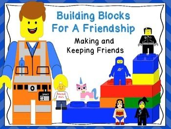 """All the skills required to make and keep a friendship included in this therapy game. CONVERSATION ETIQUETTE: Assertiveness and Active Listening FAIRNESS: Sharing and Sportsmanship LOYALTY: Trust, Honesty, and Thoughtfulness POSITIVITY: Gratitude and Attitude Please note, this is the gender neutral version of """"Baking Up A Friendship."""" See product for credits."""