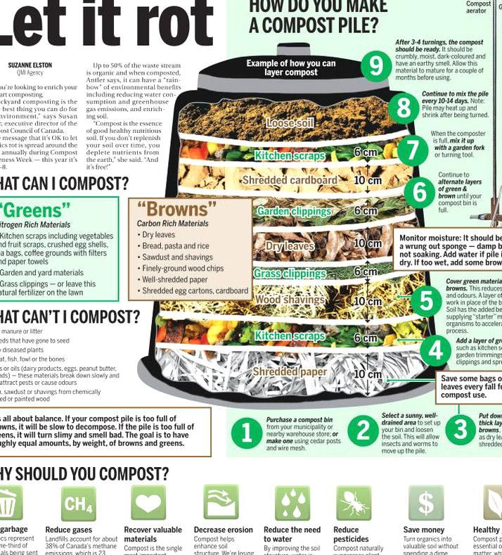 99bc98505db7f21f1eb49155b5ce1418 - Let It Rot The Gardener's Guide To Composting