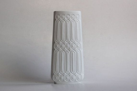 Vintage Op Art Seltmann VaseArt Seltmann, Art Vases, Op Art, Seltmann Vases