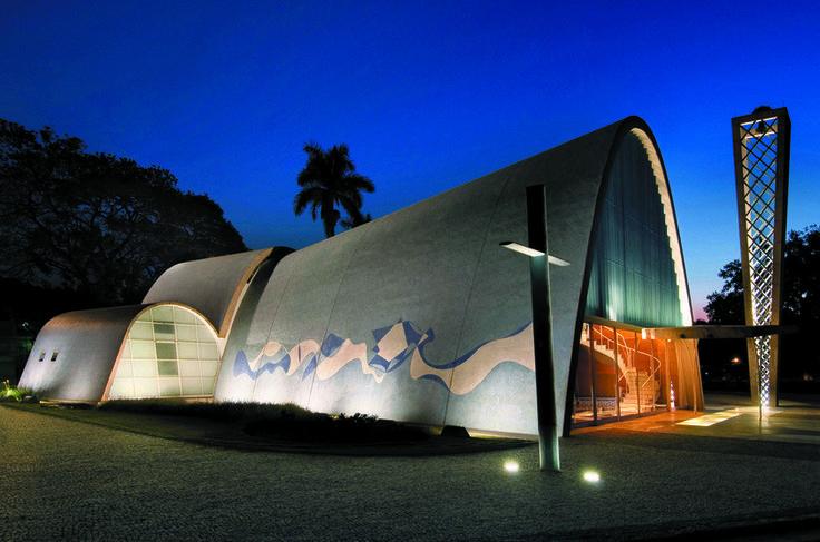 Igreja de São Francisco de Assis, Belo Horizonte, Minas Gerais