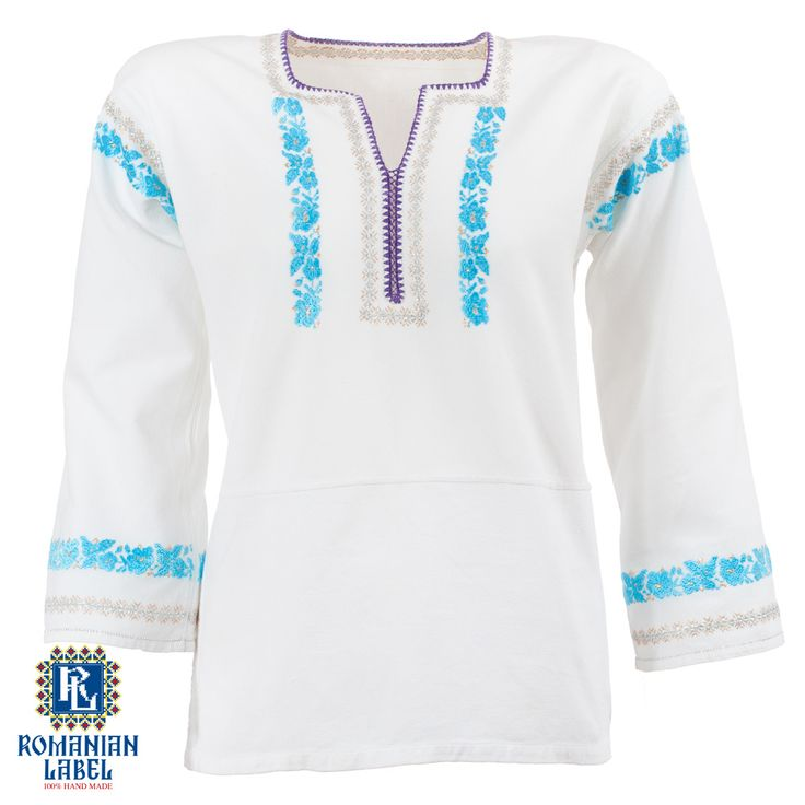 $111 Get that royal vintage look with the 60 years old traditional blouse