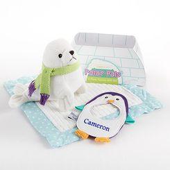 Polar Pals Three Piece Tundra Gift Set