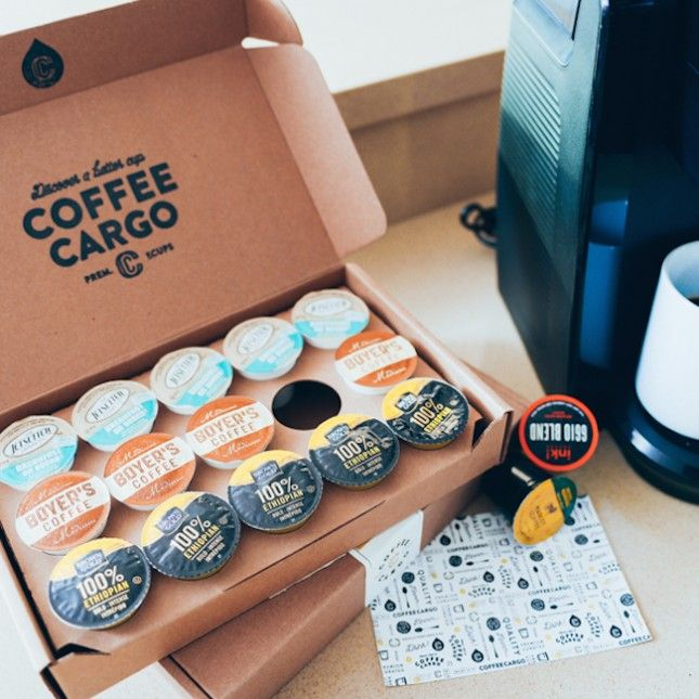 12 Monthly Coffee Subscriptions You're Sure to Like a-Latte via Brit + Co.