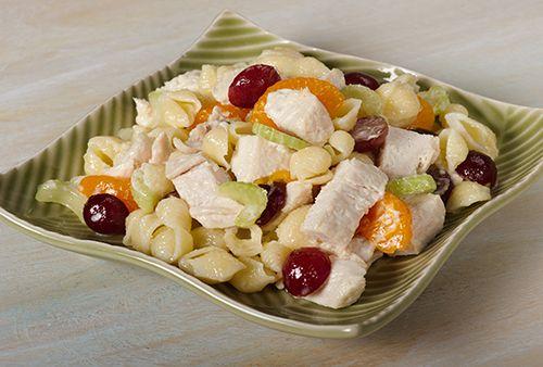 Chicken Fruit Salad - Kidney-Friendly Recipes - DaVita