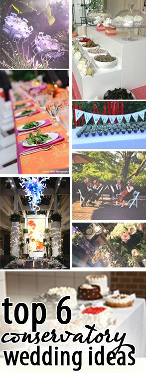 Top 6 Wedding Ideas for Franklin Park Conservatory and Botanical Gardens in Columbus, Ohio!   If you're looking for top wedding trends, real wedding inspiration, and decor/catering ideas by Columbus Event professionals, this is for you! Pin now, View later! Or... just view now :)   #finecateringcraftedevents