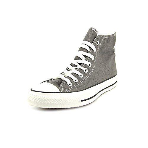 Converse Chuck Taylor All Star Seasonal Hi Women US 7.5 Gray Sneakers