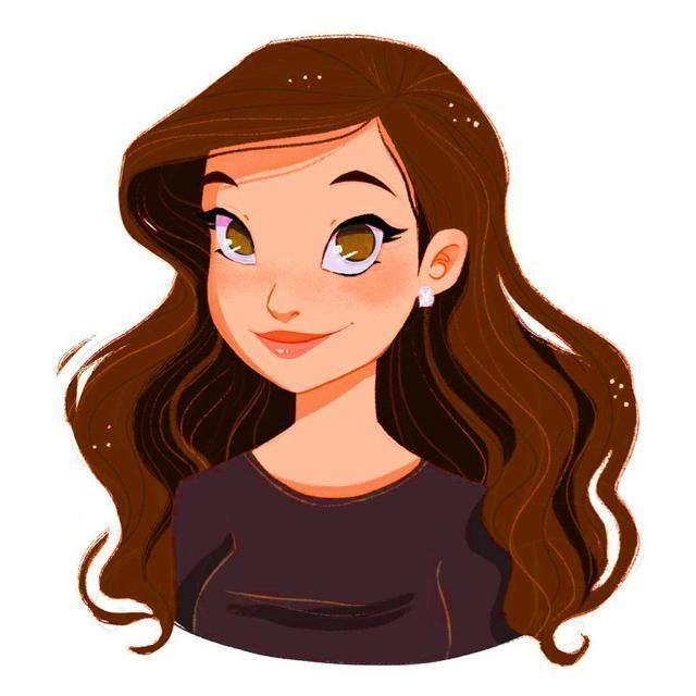 Cartoon Art Art Beautiful Girl Cartoon Character Design By Longdig Cartoon Art Art Beautiful Gir Girl Cartoon Characters Girls Cartoon Art Girl Cartoon