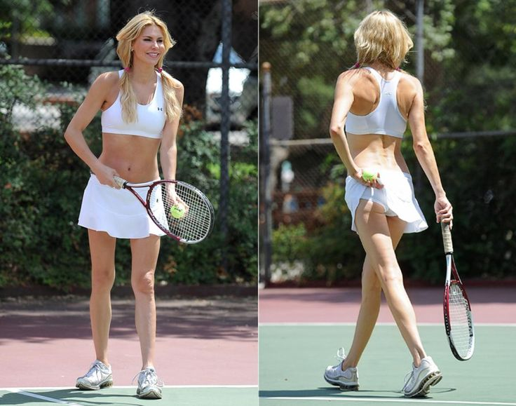 Think, tennis wardrobe malfunction your place