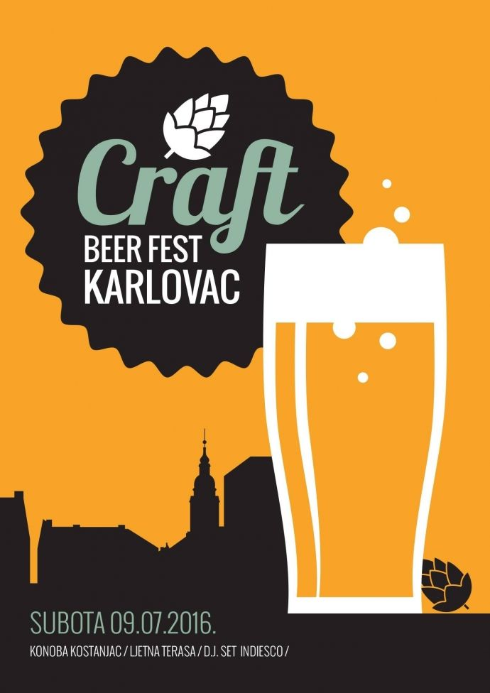 Karlovacko Who? A Craft Beer Festival for Karlovac