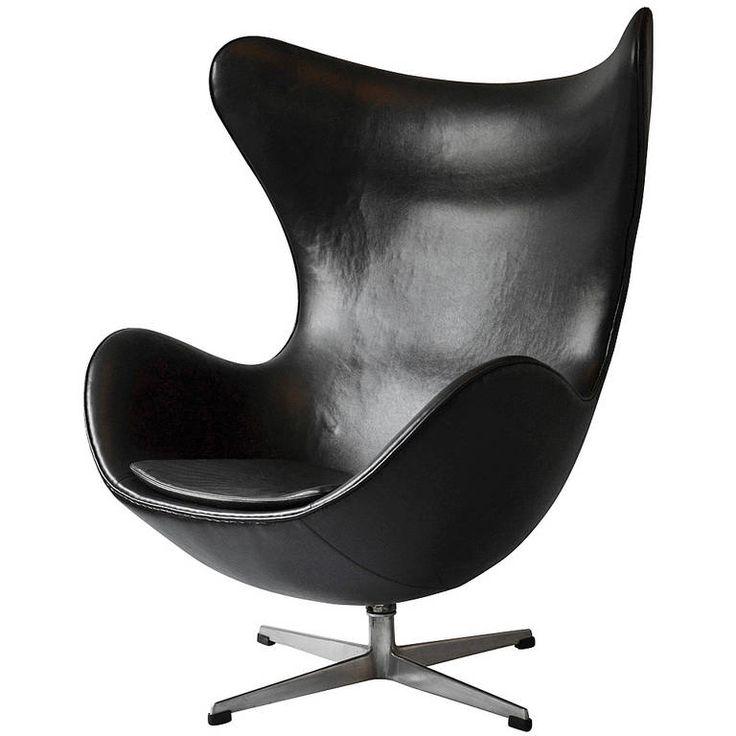 the egg chair by arne jacobsen jacobsen s egg arne jacobsen s modern. Black Bedroom Furniture Sets. Home Design Ideas