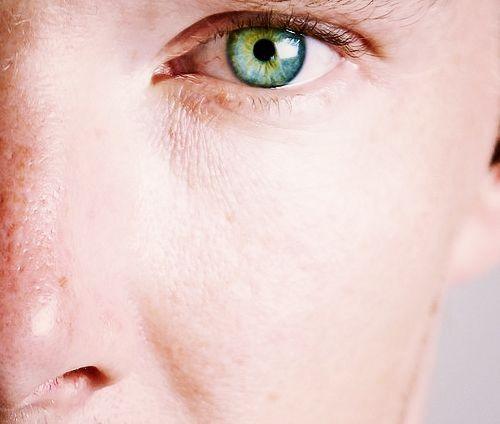 Benedict Cumberbatch's eye | Nerdy/geeky things | Pinterest
