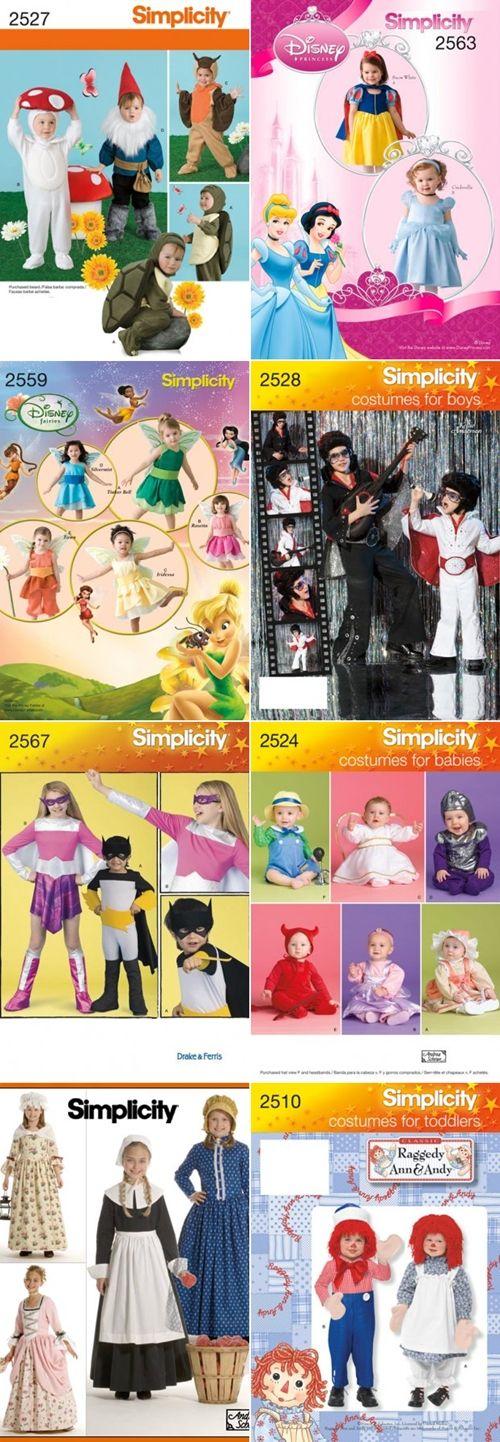 Ideas disfraces infantiles caseros
