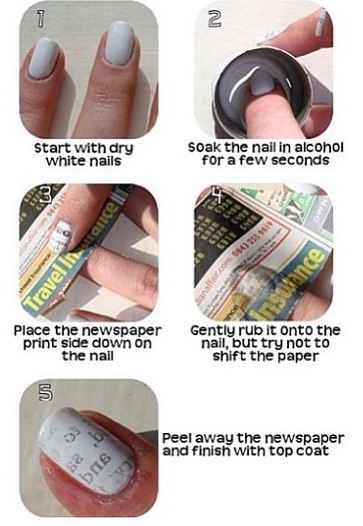 Could do this with any paper! No more need for neck cramping tedious work with toothpicks or tape!