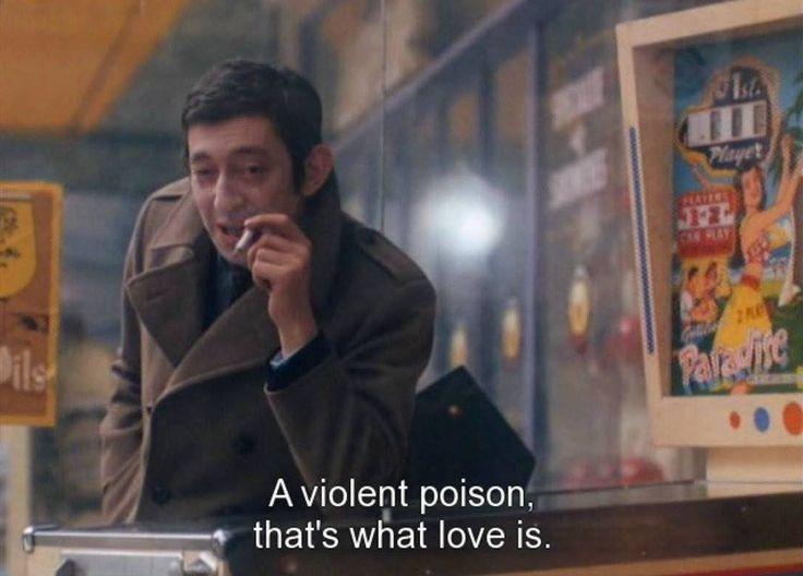 Un poison violent c'est ça l'amour, Serge Gainsbourg
