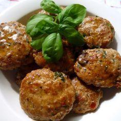 Tomaattiset jauhelihapihvit