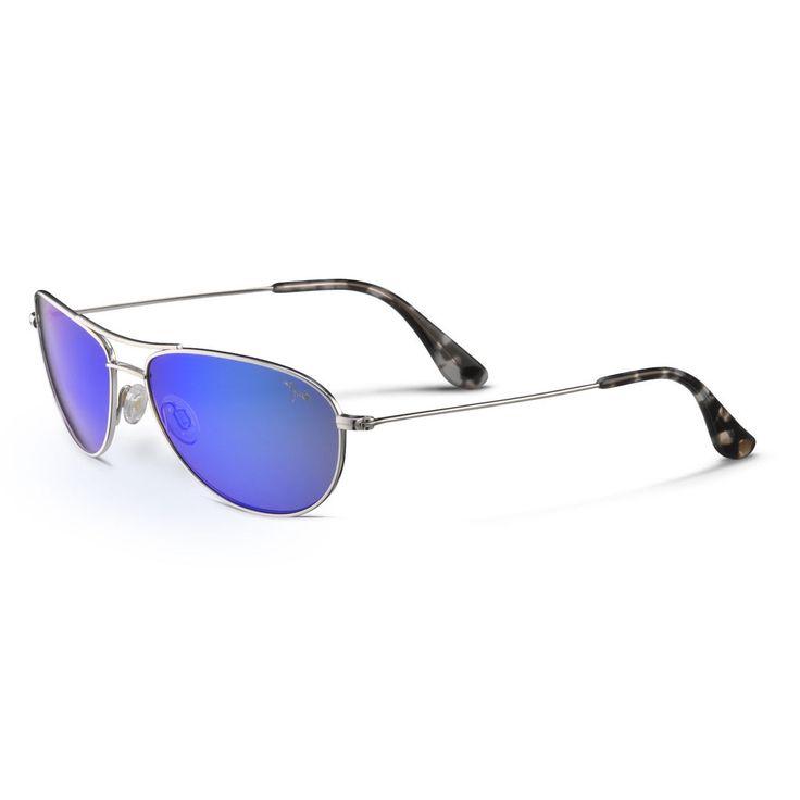 Maui Jim B245-17 Aviator Hawaii Sunglasses