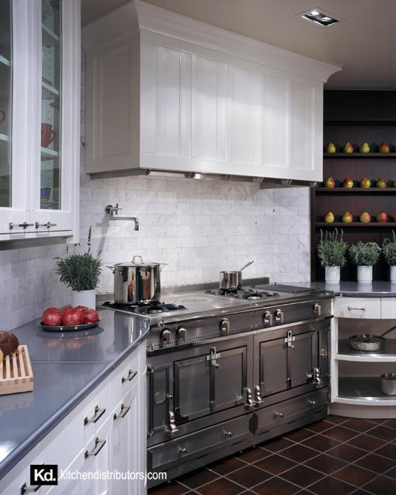 Fabulous The Must Have La Cornue Oven With Moderne Decoratie Het Fornuis