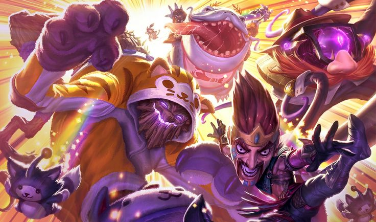 Дрейвен | League of Legends
