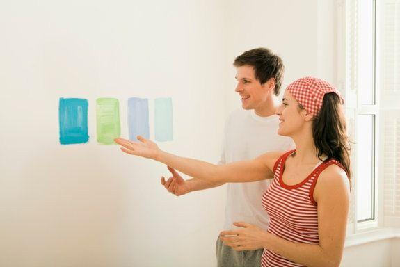 Оштукатуривание стен из газобетона