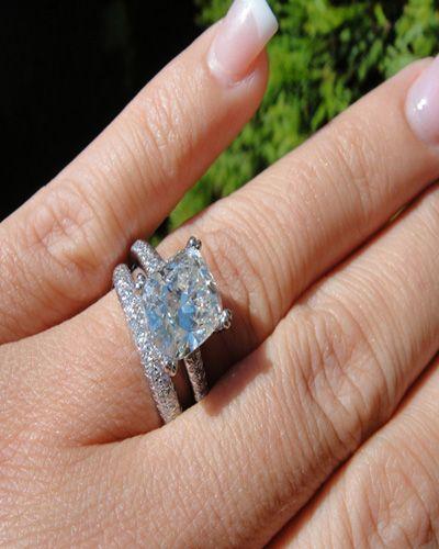 Anjelah Johnson Wedding Ring
