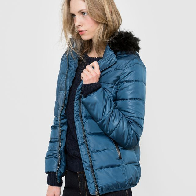 Image Hooded Padded Jacket R édition