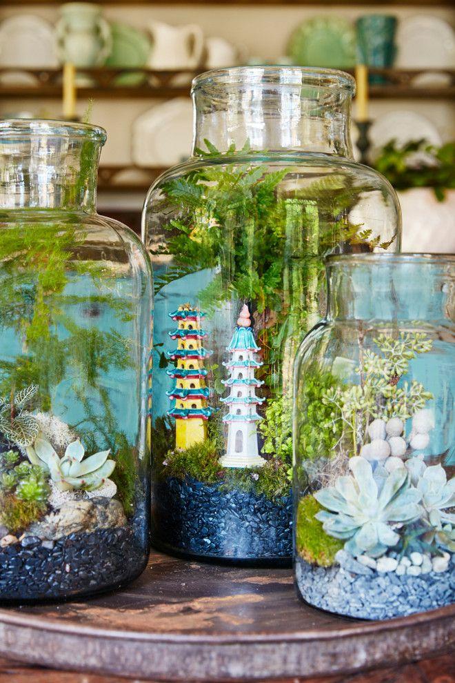 les 25 meilleures id es concernant cache pots pour plantes grasses sur pinterest succulentes. Black Bedroom Furniture Sets. Home Design Ideas
