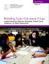 This report from the University of Chicago Consortium on School Research focuses on Chicago, but the lessons learned have significant applicability to districts across the country. The report is one of the first to provide research-based evidence showing that new teacher observation tools, when accompanied by thoughtful evaluation systems and professional development, can effectively measure teacher effectiveness and provide teachers with feedback on the factors that matter for improving…