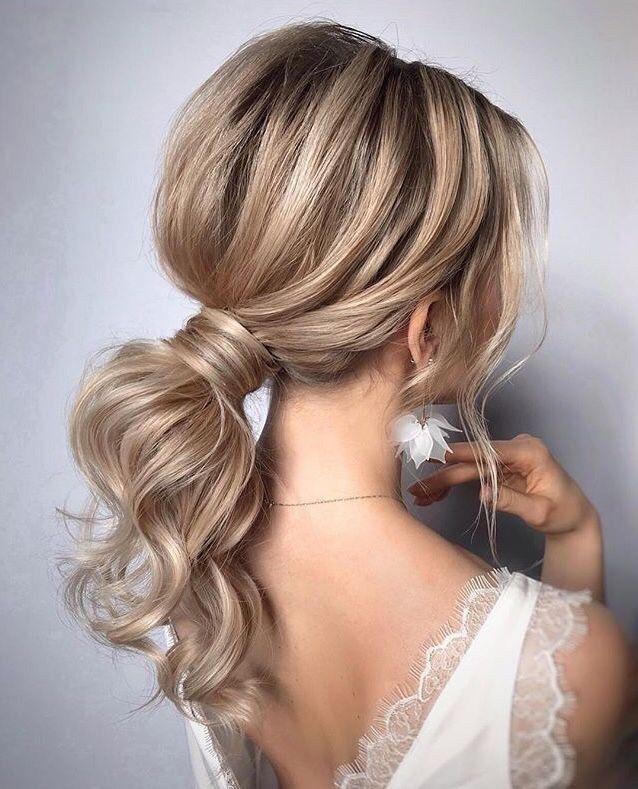 50 thick wavy hairstyles perfect blonde long women to try this year 2019 17 » W