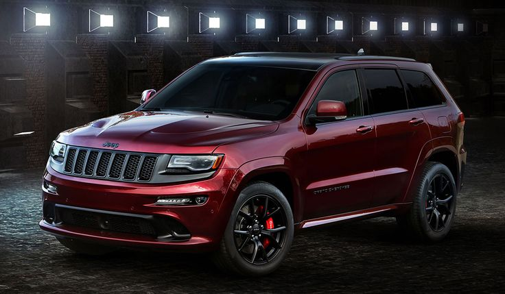** JEEP SRT NIGHT EDITION ** Jeep just unveiled it latest edition to the Jeep SRT family. The Jeep SRT Night Edition ($70K) is a special-edition model that features a colorway the...