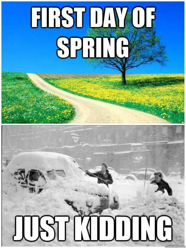 These 12 Hilarious Memes Perfectly Define Wintertime In Pennsylvania Weather Memes Spring Funny Funny Meme Pictures