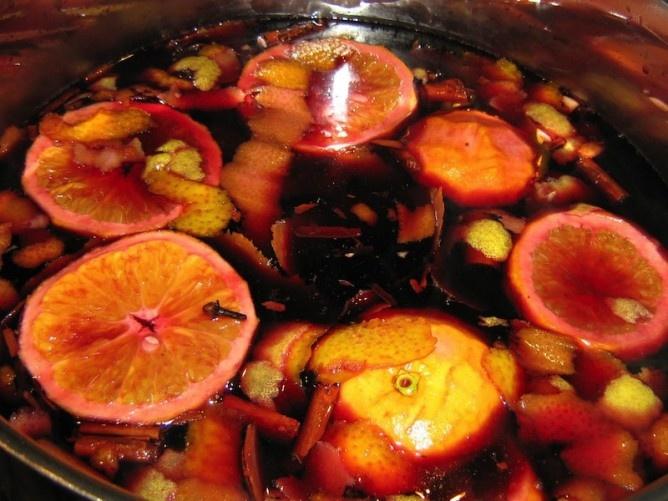 I poteri magici della natura: I RIMEDI DELLA NONNA: Vin brulè rimedio portentoso contro il raffreddore