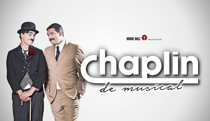 Chaplin: de musical (Chris Curtis & Thomas Meehan) – 3/4
