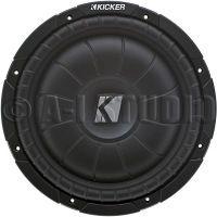 KICKER 10CVT8 2 CAR 8 INCH SHALLOW MOUNT SUBWOOFER/SUB