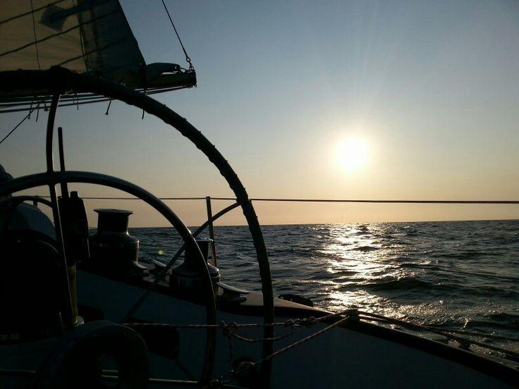 #sailing #ElGalante