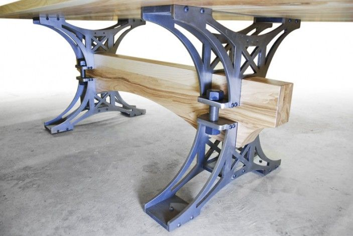 The White Ash Truss Table is one of our classics. Our Truss Base blended with the elegance and pure beauty of White Ash make this table a stand alone work of art.