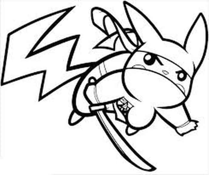 Pikachu Coloring Pages In 2020 Pikachu Coloring Page Pokemon