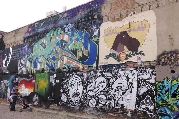 Article:  3 Perfect Days in Boise from Fathom Mural on Freak Alley in Boise