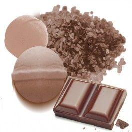 Tinte Marrón Chocolate para hacer Sales y Bombas de Baño. #hacersales  #DIY
