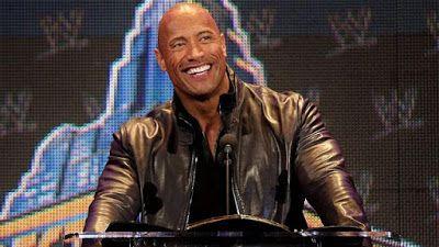 WWE WrestleMania 32: The Rock Vs. Erick Rowan - AMpm FUN