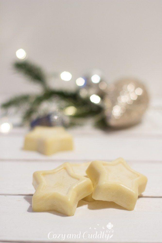 Advent: Sheabutter-Kakaobutter Lotion-Bars (feste Handcreme)  cozy & cuddly Adventskalender