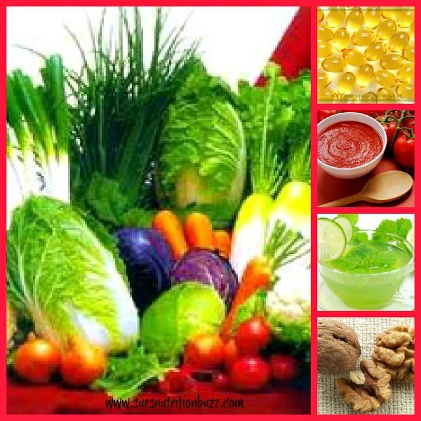 Prostate Cancer Fighting Foods List