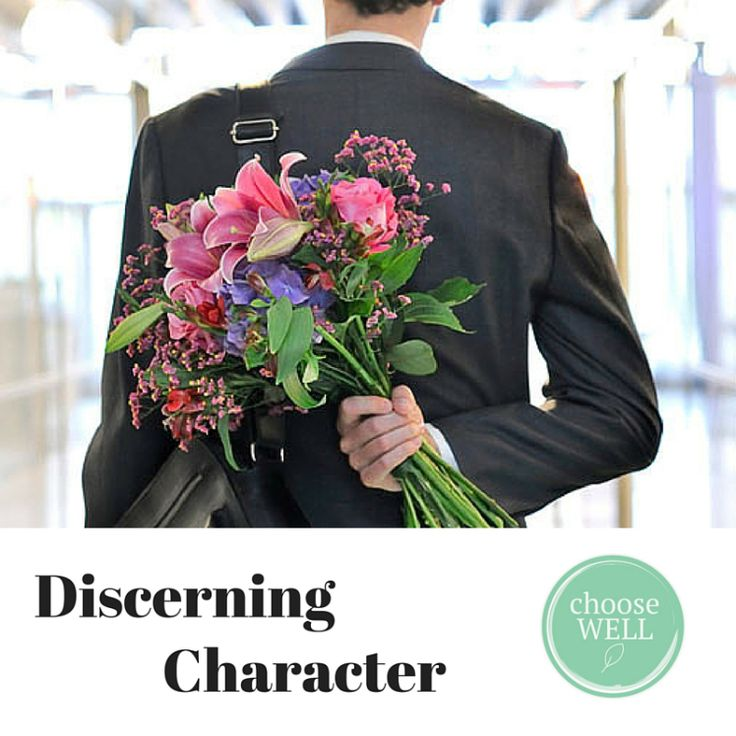 Discerning Character