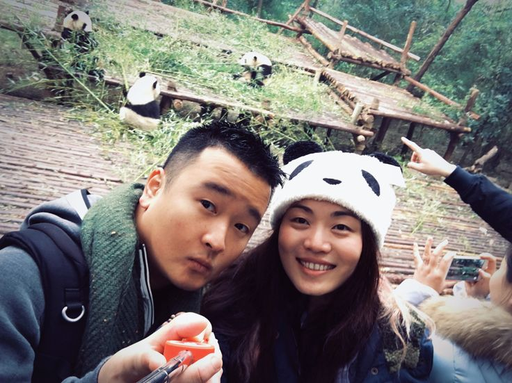 Más pandas !