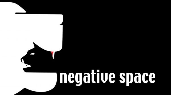 15 must see negative space logos pins personal logo for Negative space design