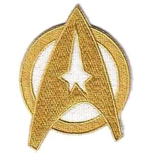 Star Trek Movie Chest Insignia (Enlisted) Patch