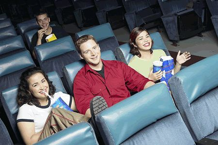 AMC Theaters Offers Movie Times for Those with Sensory Sensitivities