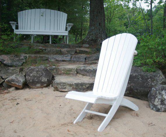 Adirondack Beach Chair Plans Portable 2 Piece 2 Position Etsy Beach Chairs Portable Beach Chairs Adirondack