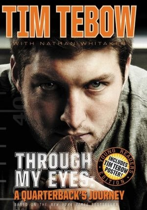"""Thankful for a fearless Christian role model in Sports.  The boys love his young readers version of """"Through My Eyes.""""Worth Reading, Christian, Inspiration, Book Worth, Tim Tebow, Sports, Colleges Football, Timtebow, Eye"""